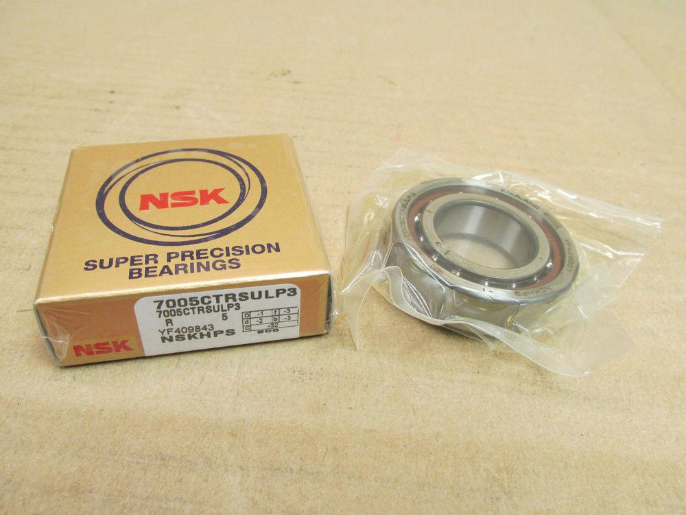 NSK عالية الدقة الدقة تحمل الاهتمام إشارة التثبيت